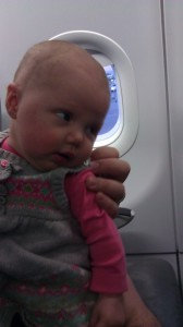Evey first airplane ride
