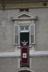 papa benedetto 1