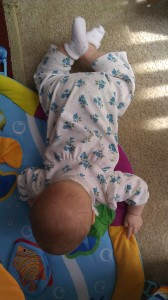 attempts at crawling
