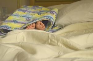 sleepy toes