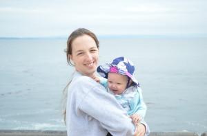 Laurel and Evey Santa Cruz