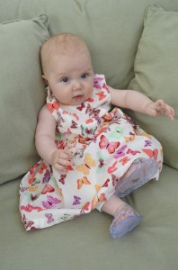 Evelyn Easter 1