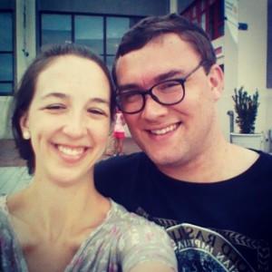 Alexandria Steve and I