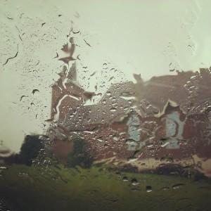 Christendom in the rain