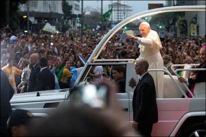 Pope Brazil 2013
