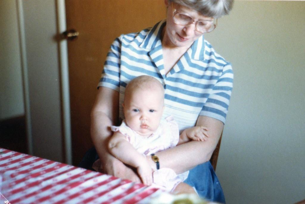 grandma and Laurel