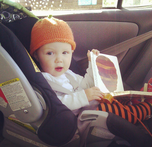 pumpkin hat 2