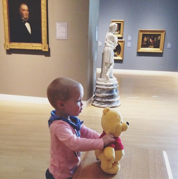 Pooh museum tour