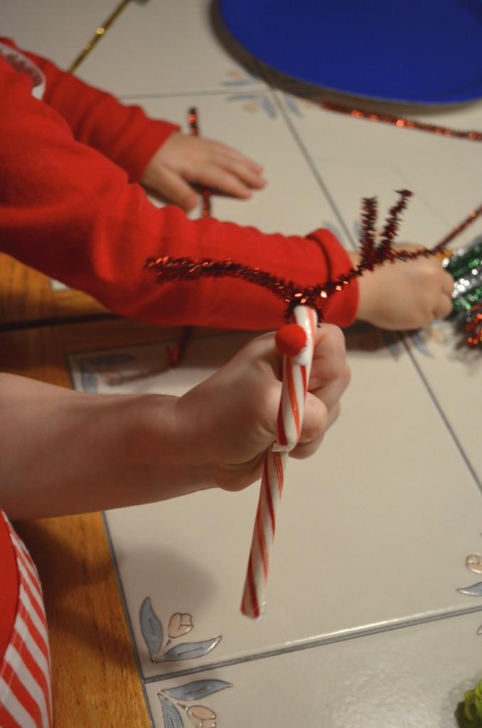 candy cane reindeer 2