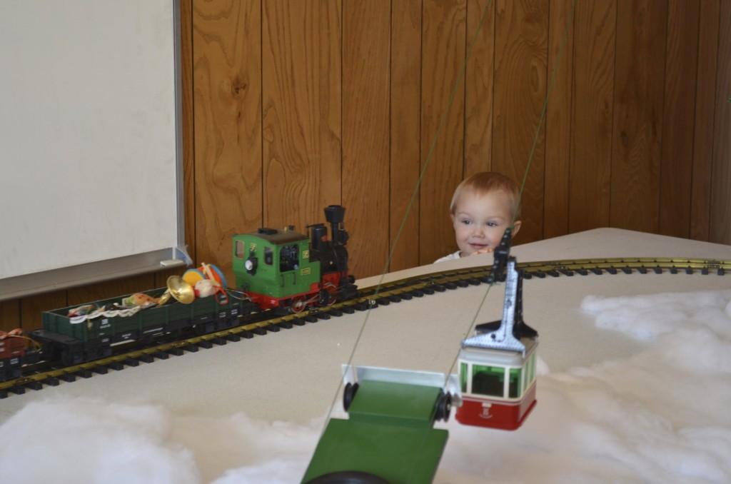 model train4