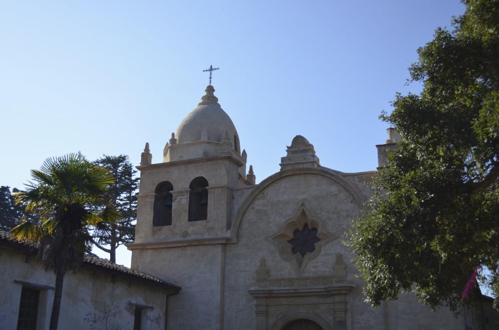 Carmel facade