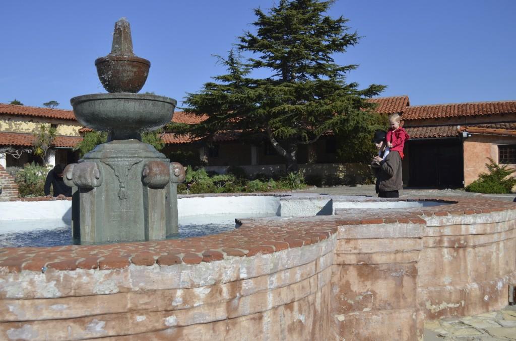 fountains!