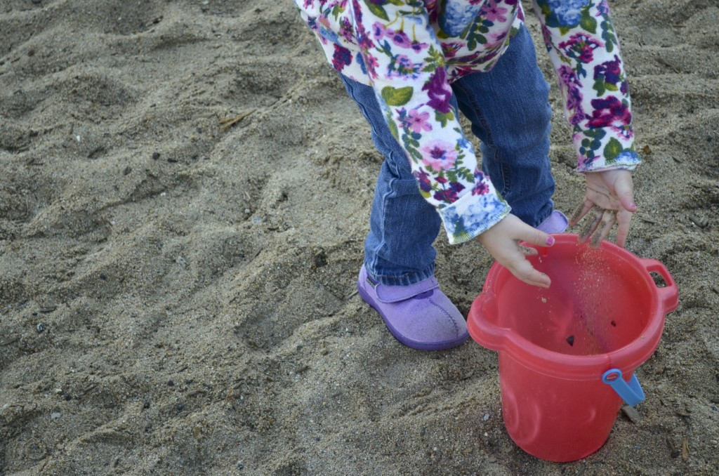 more sand play