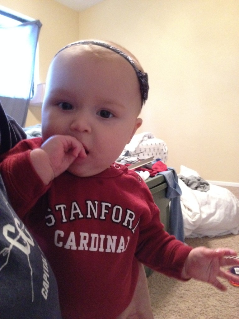 Stanford baby