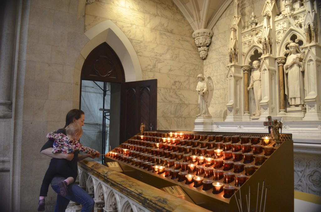 st rose chapel st. patrick's