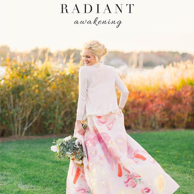 Radiant Awakening Email Cover