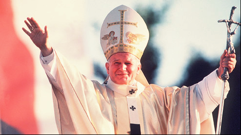 jpii arms outstretched