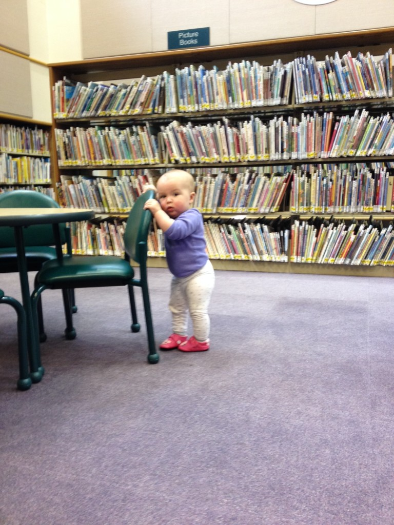 library explorations