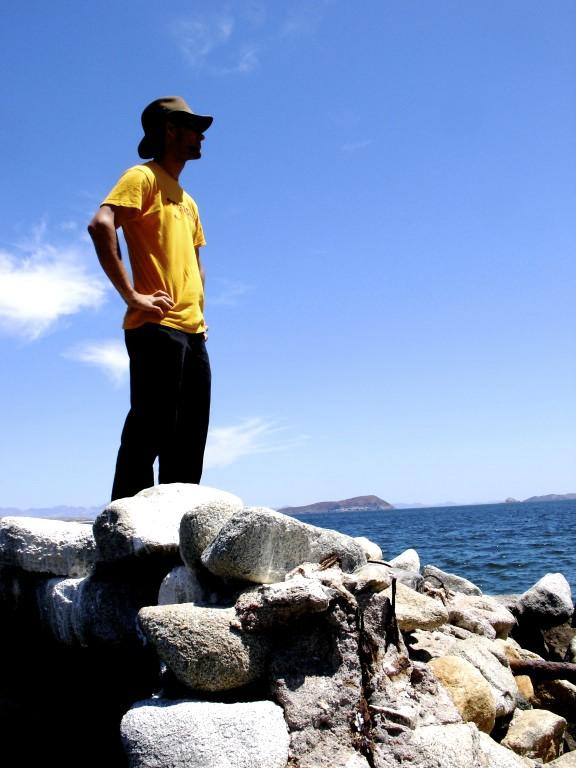 man-in-yellow-shirt