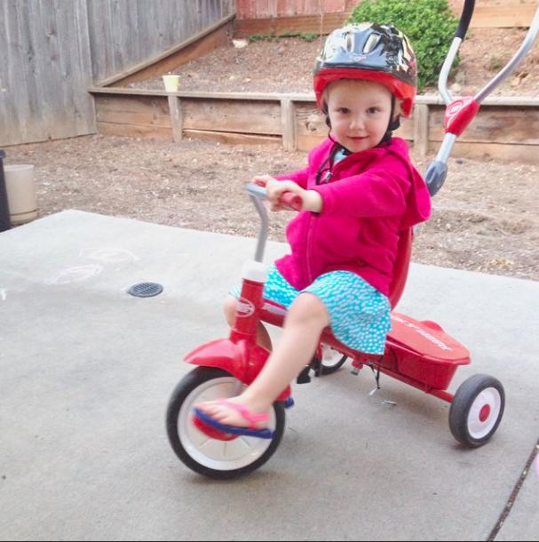 E-bike-ride
