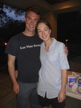 Steve & Laurel June 7