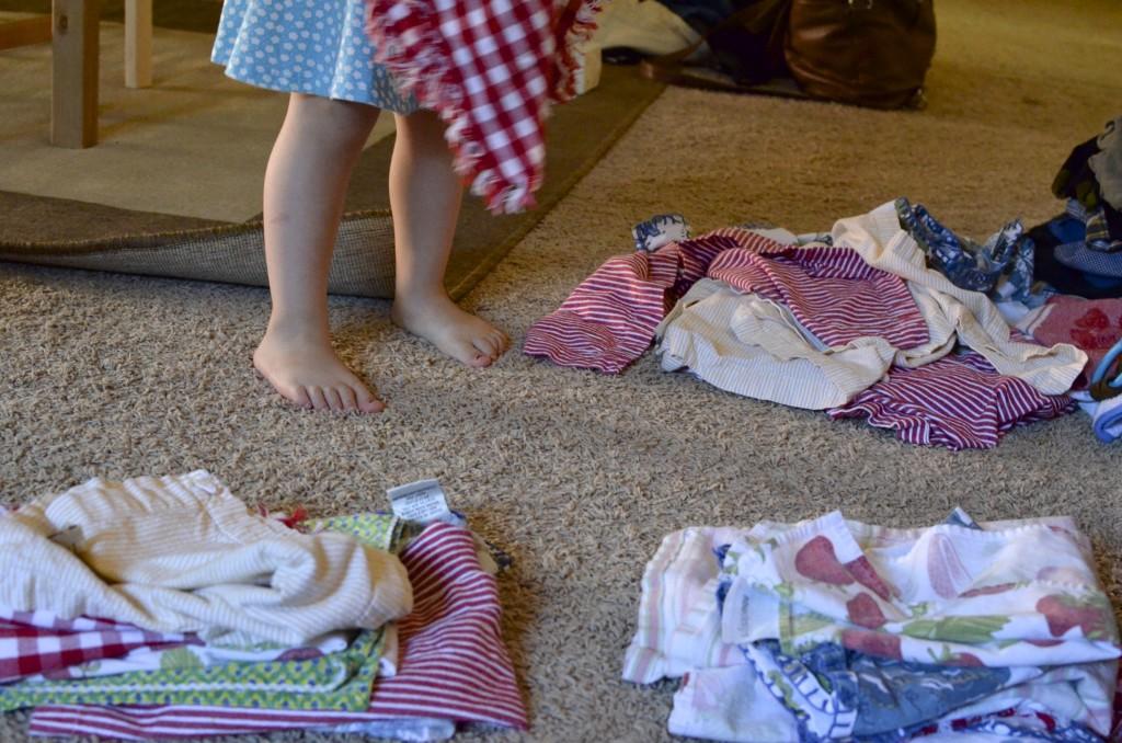 folding-napkins