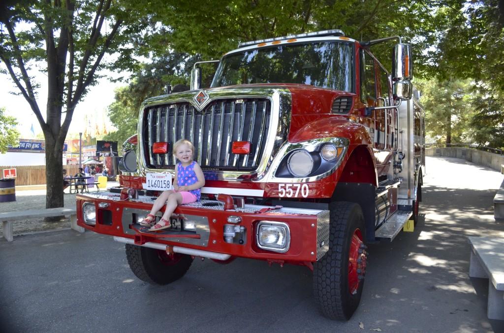 Evey fire truck