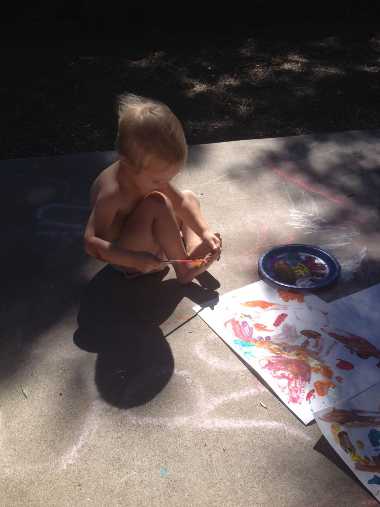 evey-finger-painting