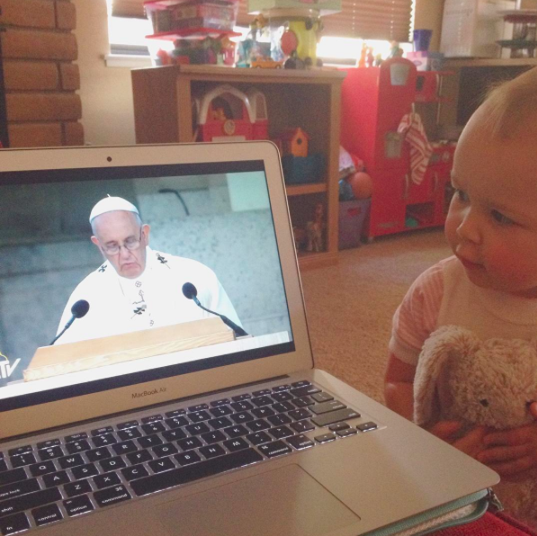 watching-pope-francis