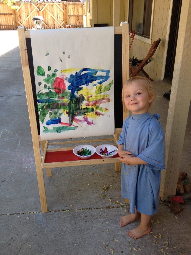 Evey-and-her-easel