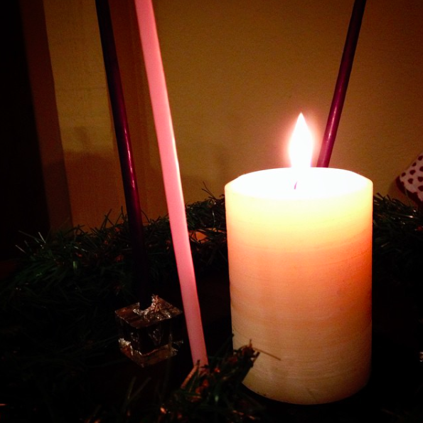 Advent-light