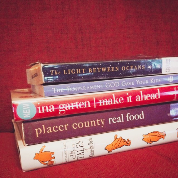 book stack 2015