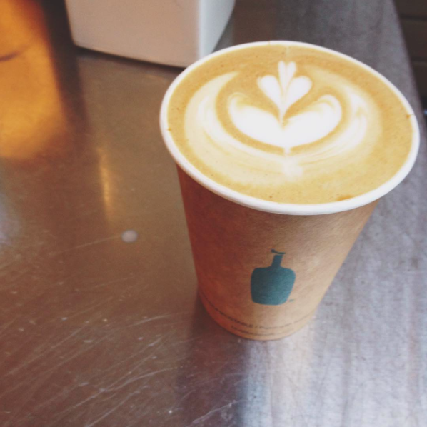 blue bottle espresso