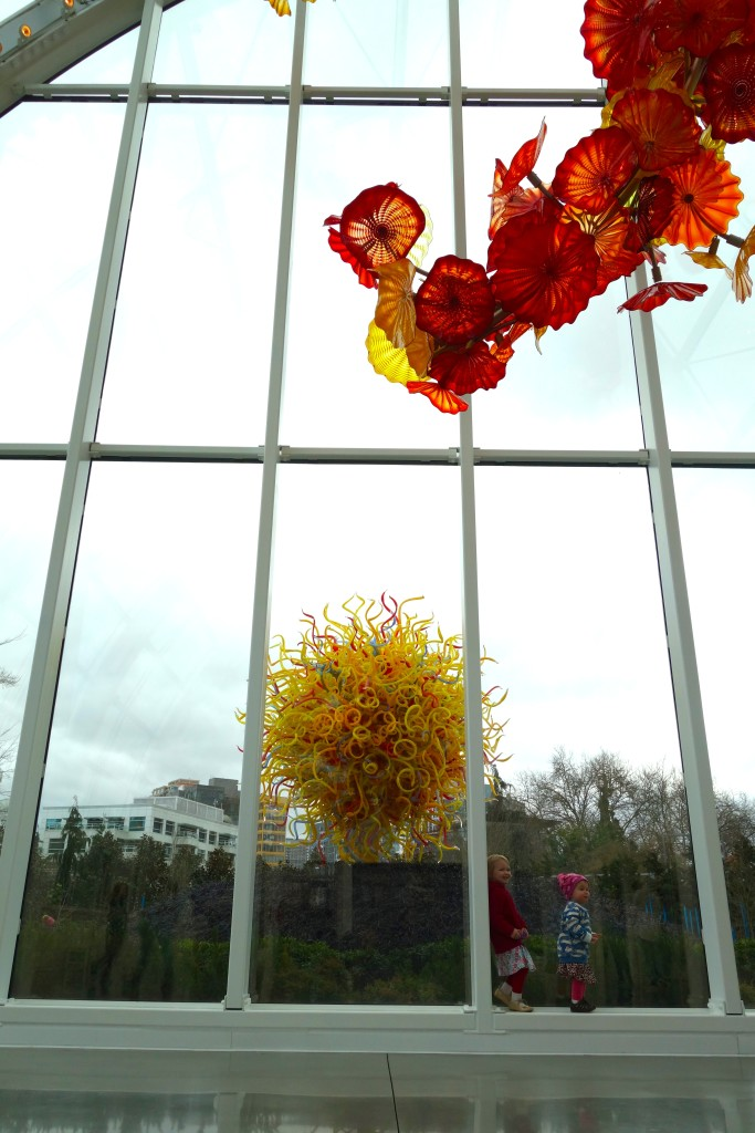toddler Chihuly appreciation