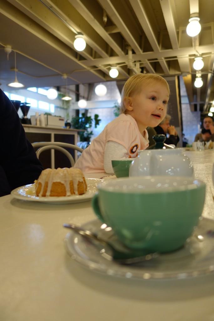 tea time at Oddfellows