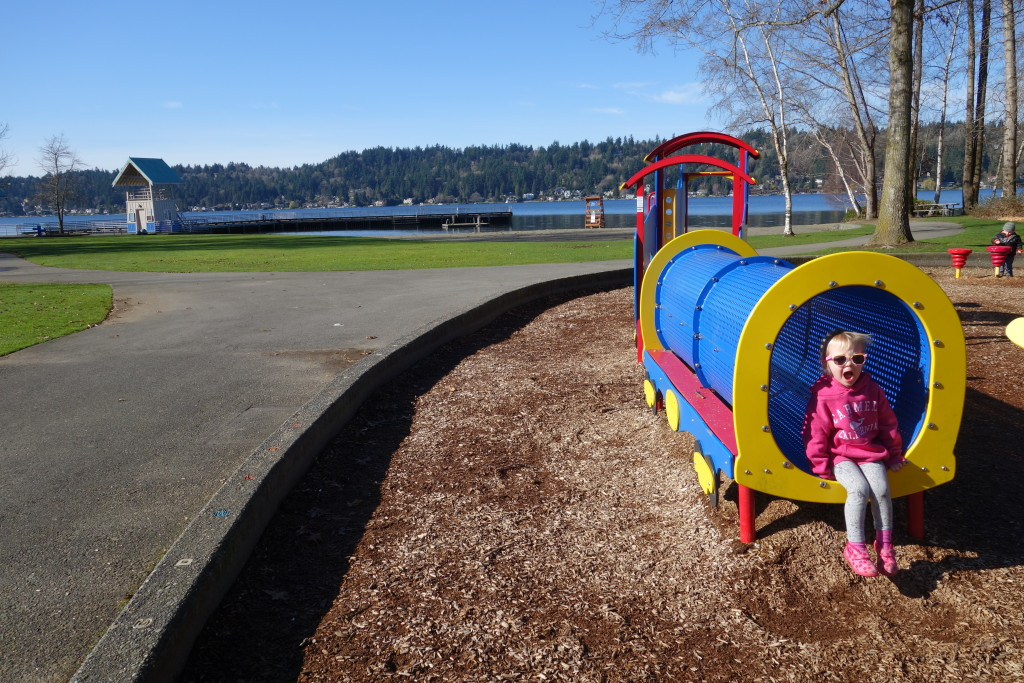 Newcastle Beach Park, Bellevue