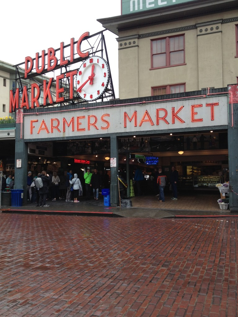 Farmers' Market - Pike's Place, Seattle
