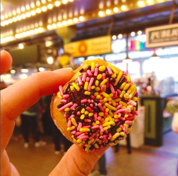 tiny donut
