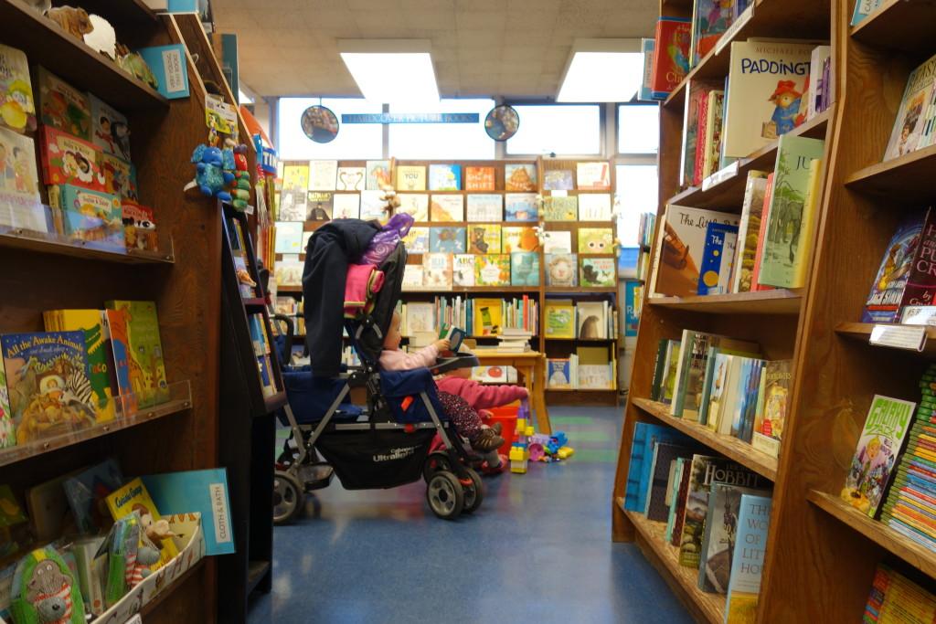 Munro's bookstore, Victoria, BC