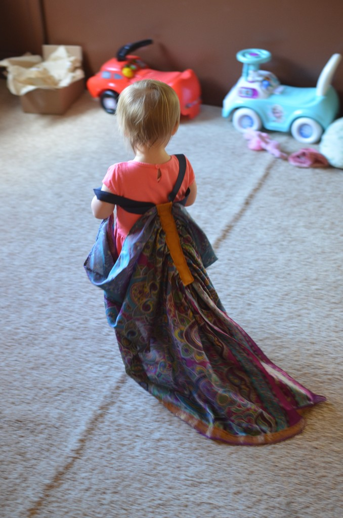 Lucie butterfly wings