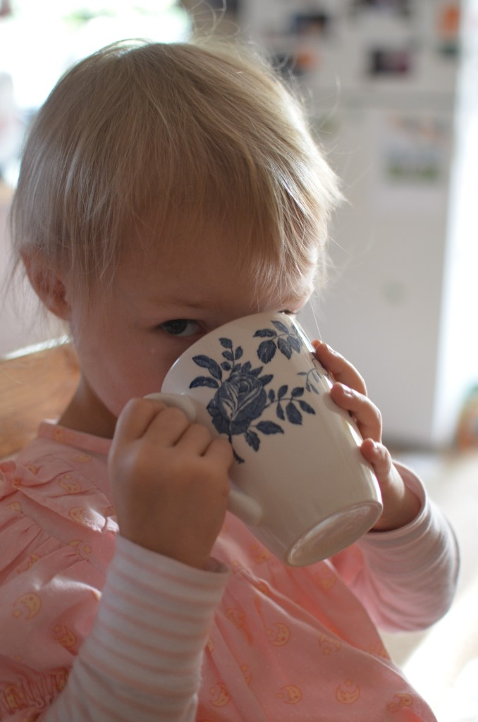 morning tea toddler
