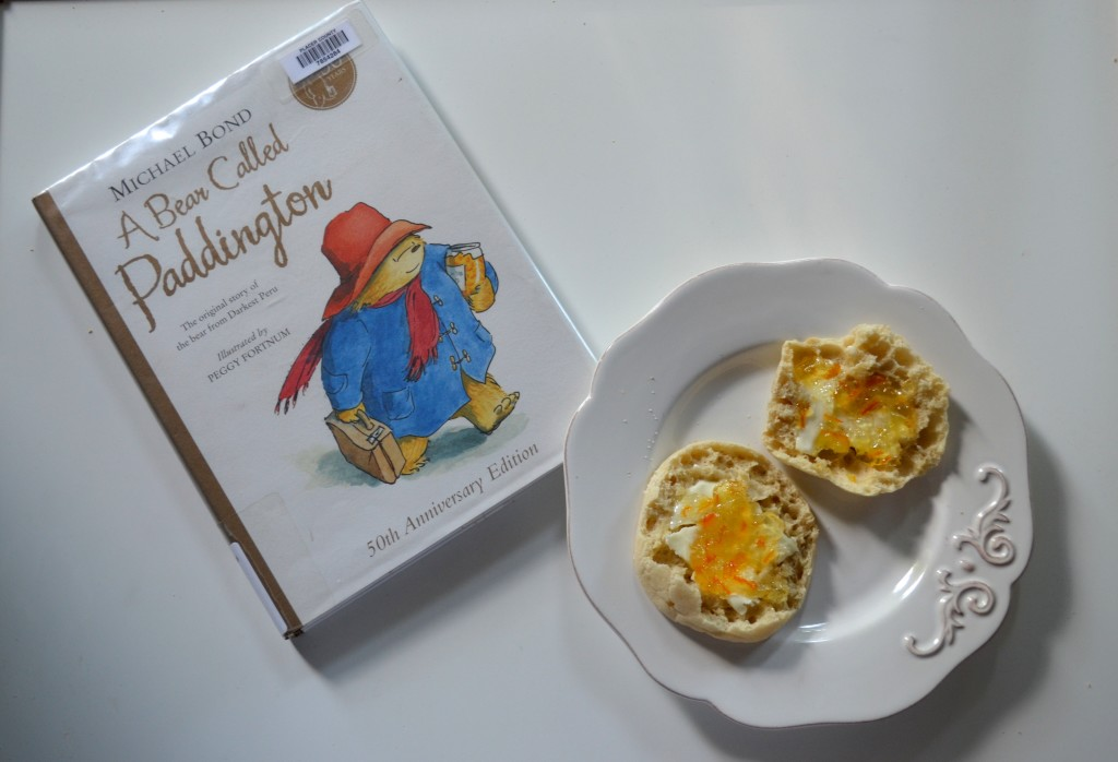 paddington marmalade