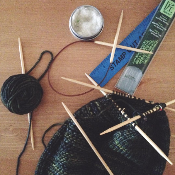 knitting tools