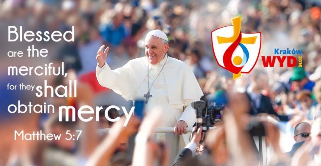 Pope Francis WYD 2016 Poland