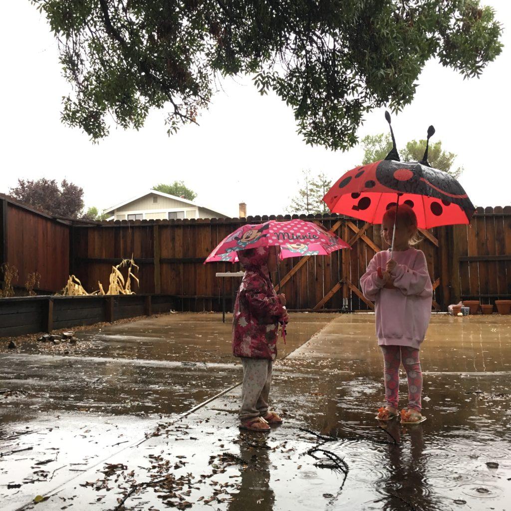 rain play - Oct 2016