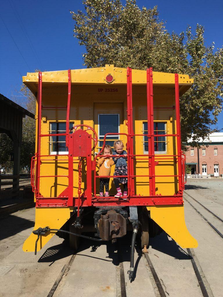 train museum - Nov 2016