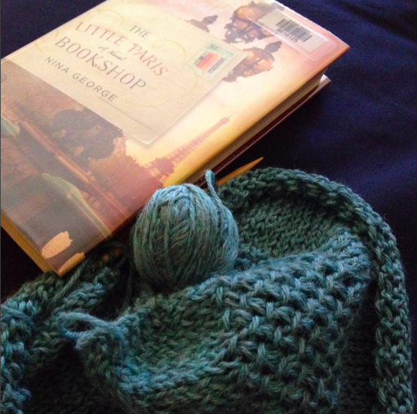 knitting and little paris bookshop